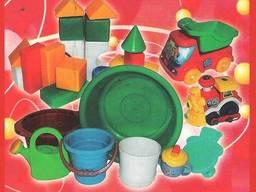 Принимаем заказы на производство пластмассовых изделий. ..