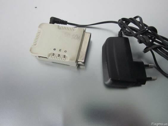 Принт сервер Bluetooth LPT USB адаптер для принтера
