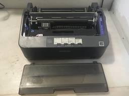 Принтер матричный EPSON LX-350 без направляющих