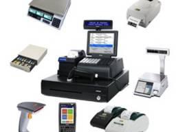 Принтеры этикеток, сканеры штрих-кода, терминалы сбора данн