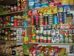 Приобретаем за нал уценённые продукты питания