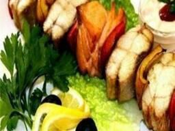 Приправа для рыбного шашлыка