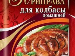 """Приправа """"До домашньої ковбаси"""" 25 гр."""