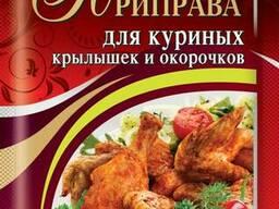"""Приправа """"До курячих стегенець"""" 25 гр."""