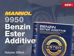 Присадка в бензин с эстерами Mannol Benzin Ester Additive