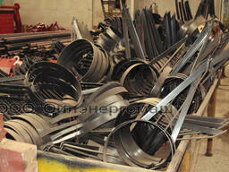 Приспособление для уборки подсолнечника , люфтера, лихтера, ПС. - фото 4