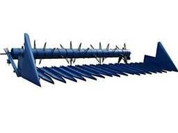 Пристосування для збирання соняшника ПС 5 метрiв