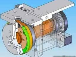 Приспособление ПР-ТК-ВАЗ для рельефной сварки колодки