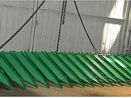 Приспособление для уборки подсолнечника на Кейс, Нью Холланд - фото 3