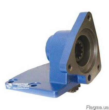 Приставка стартерная - переходная плита ПД пускового двигате