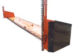 Пристосування для збирання ріпака, ріпакові столи до 9 метрів