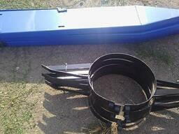 Пристосування для збирання соняшника ПС 5 метрiв - фото 2