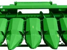 Пристосування для збирання кукурудзи до комбайнів, типу КМС.