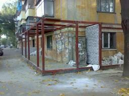 Пристроить Балкон к Дому БалконСтрой
