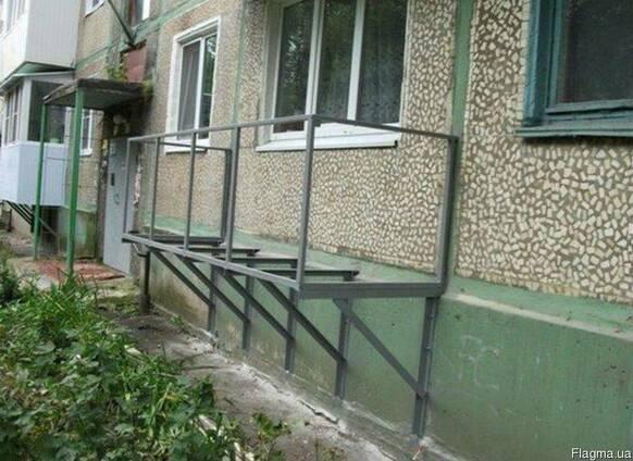 Балкон Металлический Подвесной Недорого