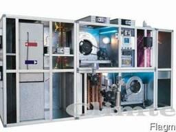 Приточно-вытяжные установки (полу) промышленные с рекупераци