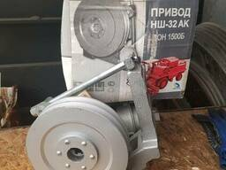 Привод гидронасоса 238ак-3408010б