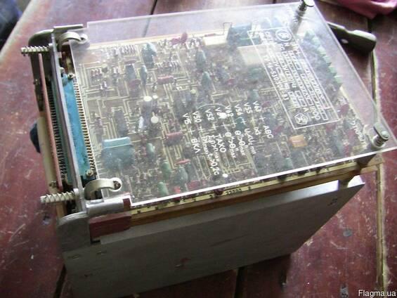 Привод постоянного тока ЭПУ1-2-3417,3727П,3727М,4027П.