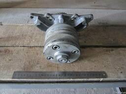 Привод вентилятора 3-х ручейковый с муфтой