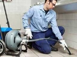 Прочистка канализации домашней и центральной