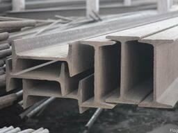 Двутавровая балка стальная (двутавр)