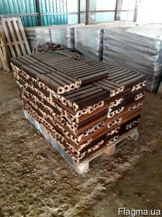Продаем брикеты по Украине и на экспорт