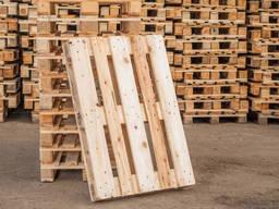 Продаем деревянные поддоны б/у Киев, ремонт поддонов в Киеве