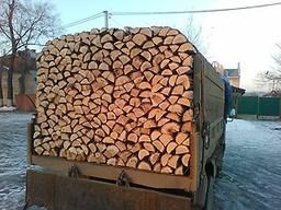 Продаем дрова дубовые колотые, кругляк, чурки метровки