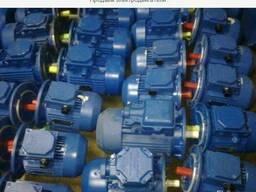 Продаем электродвигатели АИР, 4АМ, 4А, АИММ, 2ВР.