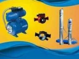 Продаем глубинные насосы и насосные станции