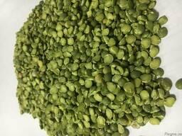 Продаем горох колотый желтый и зеленый