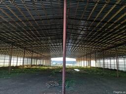 Продаем и строим склады, ангары, поднавесы