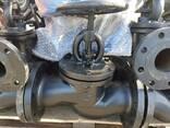 Продаем клапаны запорные (вентили) стальные, чугунные - фото 2
