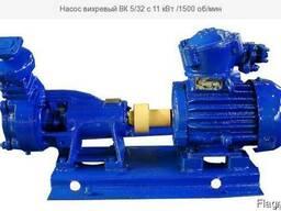 Продаем насосы вихревые ВК 5/32, 18 куб/час, 32 м, 11 кВт; Н