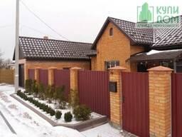 Продаем новый капитальный дом На Маслениковке с гаражом