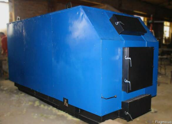 Продаємо котел БілЕко-350К на дровах, вугіллі. Знижка 20%.