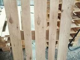 Дерев'яний піддон 1200х800 полегшений (виробник)