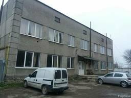 Продається будівля контори в м. Бучач