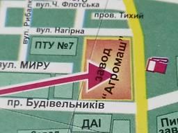 """Продается целый имущественный комплекс""""ват завод Агромаш"""""""