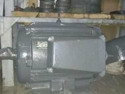 Продается электродвигатель асинхронный