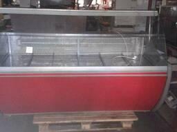 Продается гастрономическая холодильная витрина б/у Технохоло