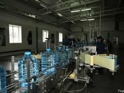 Продается комплектная линия розлива минеральной воды формата