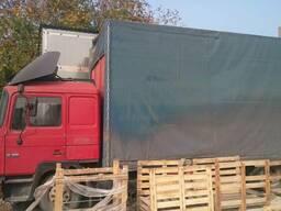 Продается MAN тентованый грузовик 1998 г.