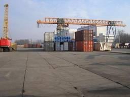 Продается предприятие по перегрузке экспортно-импортных грузов, Старокиевская дорога