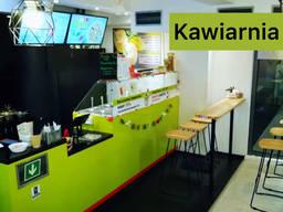 Продается прибыльное кафе в Варшаве