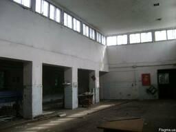 Продается производственная база 1600 м. кв Макеевка