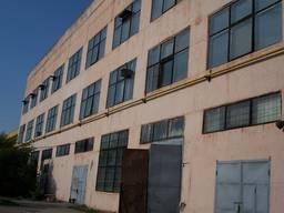 Продаеться производственное бетонное помещение общей площадь