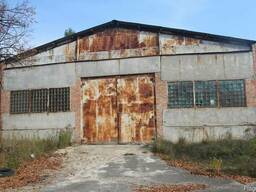 Продается производственное помещение в Броварах