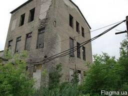 Продается производственное здание 850 м.кв Донецк
