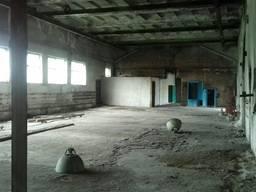 Продается производственный цех 1285 м. кв, Макеевка